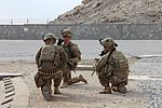 TAAC-E advisers observe progress in Afghan police logistics 150217-A-VO006-286.jpg