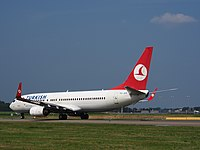 TC-JFP - B738 - Turkish Airlines