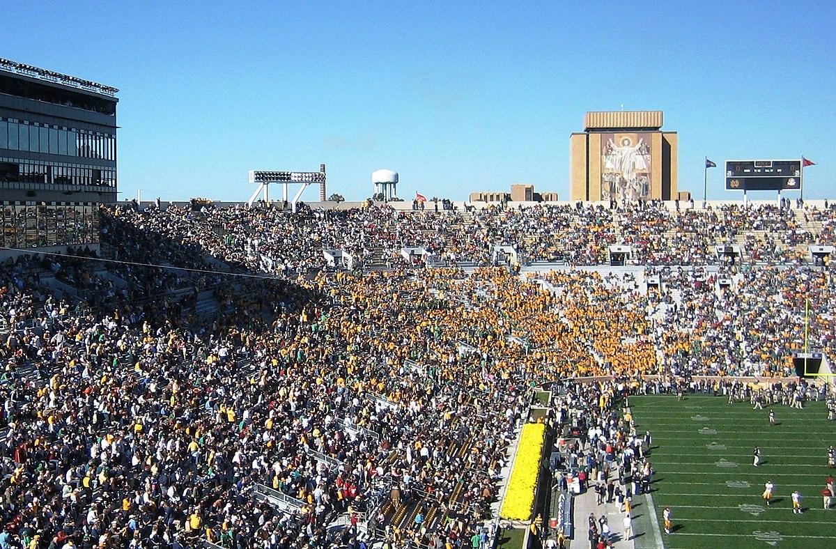 Image Result For Notre Dame Football