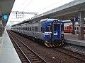 TRA EMU542 in Taitung Station 20141018.jpg