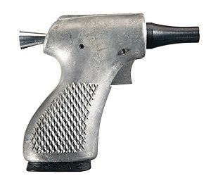 Deer gun - An image of the Deer gun
