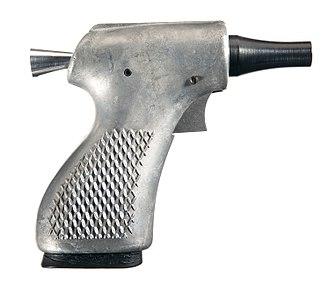 Insurgency weapons and tactics - Deer gun