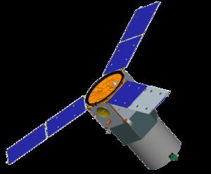 TacSat-3 - Artist's rendering of TacSat-3