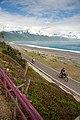 Taiwan 2009 HuaLien City CiSingTan Bay Biking FRD 8365.jpg