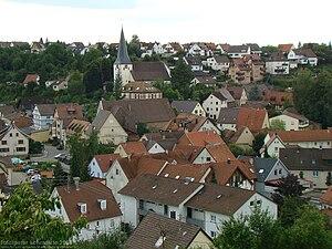 Talheim, Heilbronn - Image: Talheim hn panorama