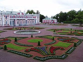 Nicola Michetti - Kadriorg Palace, Tallinn