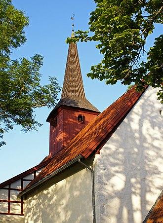 Tanum, Norway - Image: Tanum church (2549915177)