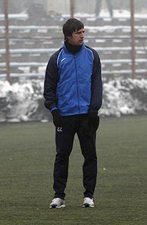 Darko Tasevski Macedonian footballer