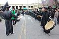 Tasu'a Mourning-Shia muslim in qom عزاداری روز تاسوعا در قم 17.jpg