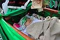 Tasu'a Mourning-Shia muslim in qom عزاداری روز تاسوعا در قم 23.jpg