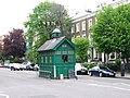 Taxi Rank, Kensington Park Road, Notting Hill - geograph.org.uk - 1279425.jpg