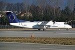 Team Lufthansa (Augsburg Airways) Bombardier DHC-8-314Q Dash 8 D-BPAD (20921460043).jpg