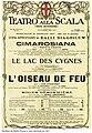 Teatro alla Scala Swan Lake poster 1927 .jpg
