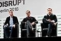 TechCrunch Disrupt Berlin 2018 (44299659460).jpg