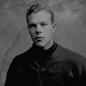 1907 College Football All-America Team - Ted Coy of Yale.