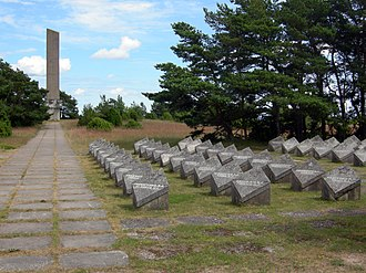 Battle of Tehumardi - Tehumardi war memorial