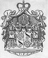 Tekening van het wapen van Lippe - Unknown - 20409028 - RCE.jpg