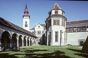Telč - Image: Telc Castle