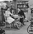 Televisieoperette Mijn zusje en ik . Sigrid Koetse en Paul Cammermans, Bestanddeelnr 913-3569.jpg
