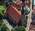 Telgte, Clemenskirche und Gnadenkapelle -- 2014 -- 8455 -- Ausschnitt.jpg