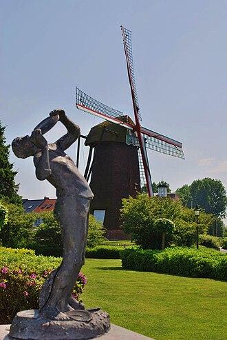 Arendonk - Image: Telowerelèer molen LR
