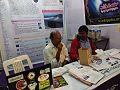 Telugu Wikipedia Volunteers Bharkar Naidu and Rahman.jpg