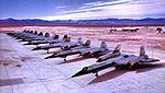 Ten Lockheed A-12s at Palmdale (Plant 42).jpg