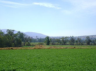 Tequixquiac - Tequixquiac, a Mexican municipality, does not allow residential units on agricultural land.