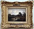 Théodore rouseau, paesaggio presso fontainebleau, 1850-52.jpg