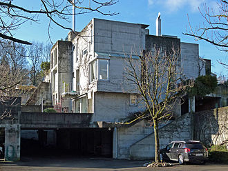 Kirchlindach - Thalmatt I development in Herrenschwanden from 1967-1974