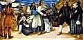 The Acadians (mural panel 2) by Sylvia Lefkovitz.jpg