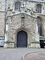The Church of St Paul's, Bedford, Doorway - geograph.org.uk - 646216.jpg