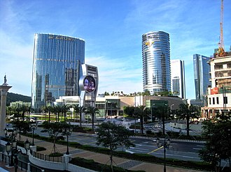 Crown Resorts - Image: The City of Dreams 200907