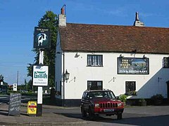 The Cow Roast Inn ,Cow Roast. - geograph.org.uk - 26624.jpg
