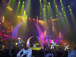 The Darkness (band) - The Darkness live in Glasgow, February 2006