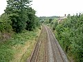 The Disused Burton Point Railway Station. - geograph.org.uk - 892376.jpg