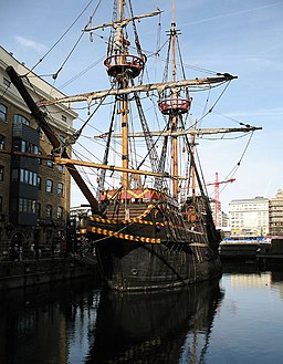 The Golden Hinde - geograph.org.uk - 360990