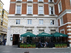 The Ivy - The Ivy Market Grill, Henrietta Street, London