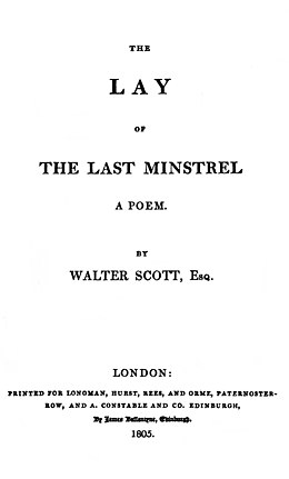 The Lay of the Last Minstrel 1st ed.jpg