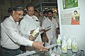 "The Minister of State (IC) for Food Processing Industries, Shri Subodh Kant Sahai visits the ""Food and Technology Expo-2006, in New Delhi on August 31, 2006.jpg"