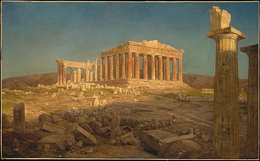 The Parthenon MET DT1540