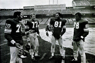 Purple People Eaters defensive line of the Minnesota Vikings from 1968 to 1978