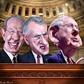 The Republican Senate Leadership - Caricatures (6008328119).jpg