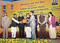 The Union Minister for Rural Development, Panchayati Raj, Drinking Water and Sanitation, Shri Chaudhary Birender Singh presented the MNREGA Awards, at the MNREGA Divas celebrations (2).jpg