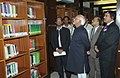 The Vice President, Shri Mohd. Hamid Ansari visiting the Institute of Foreign Policy Studies, in Kolkata, West Bengal on December 20, 2010.jpg