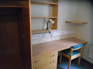 University College Birmingham - The maltings room