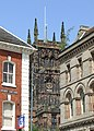The tower of St Peter's Church, Wolverhampton - geograph.org.uk - 1452534.jpg