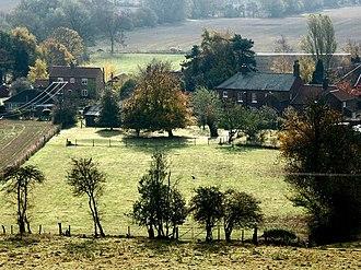 Bolingbroke, Lincolnshire - Image: The village of Old Bolingbroke geograph.org.uk 583812