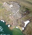 Thermokarst failure of permafrost.jpg