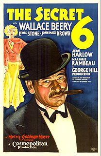 <i>The Secret Six</i> 1931 film